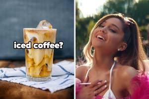 coffee and thank u next