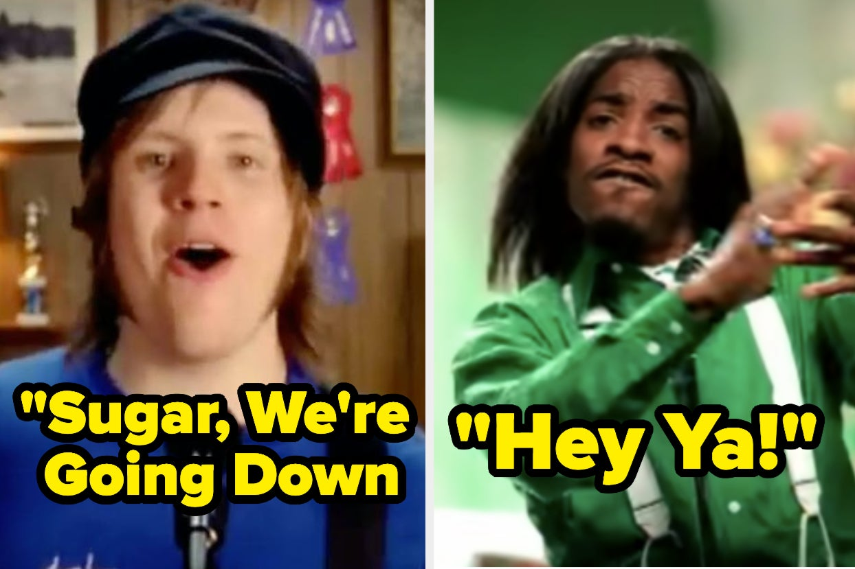 41 Songs Every Human Has Heard A Thousand Times But Still Doesn't Know The Lyrics To