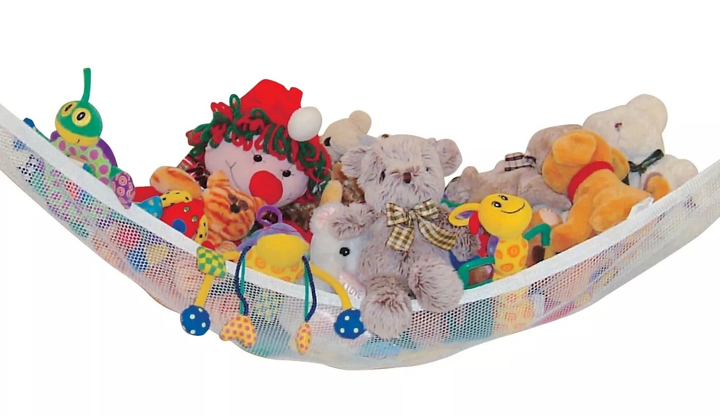 A toy hammock