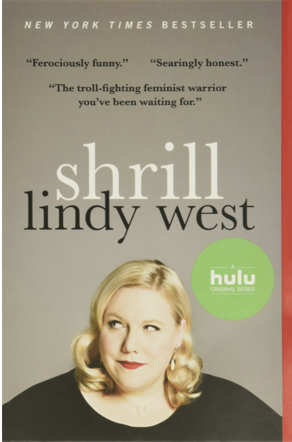 The cover of Lindy West's Shrill