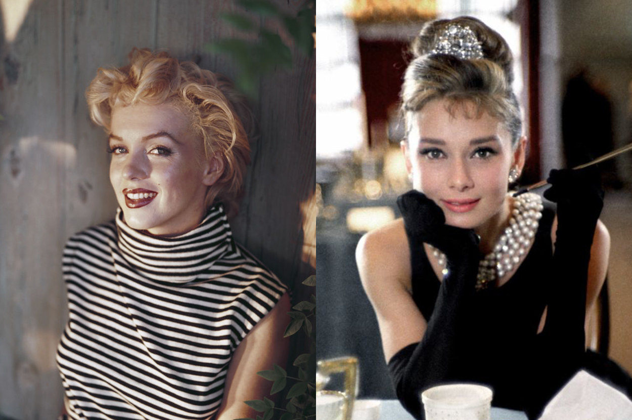 the role went to Audrey Hepburn