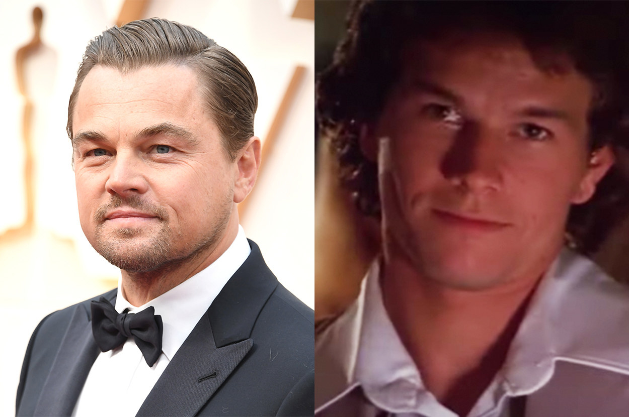the role went to Mark Walhberg