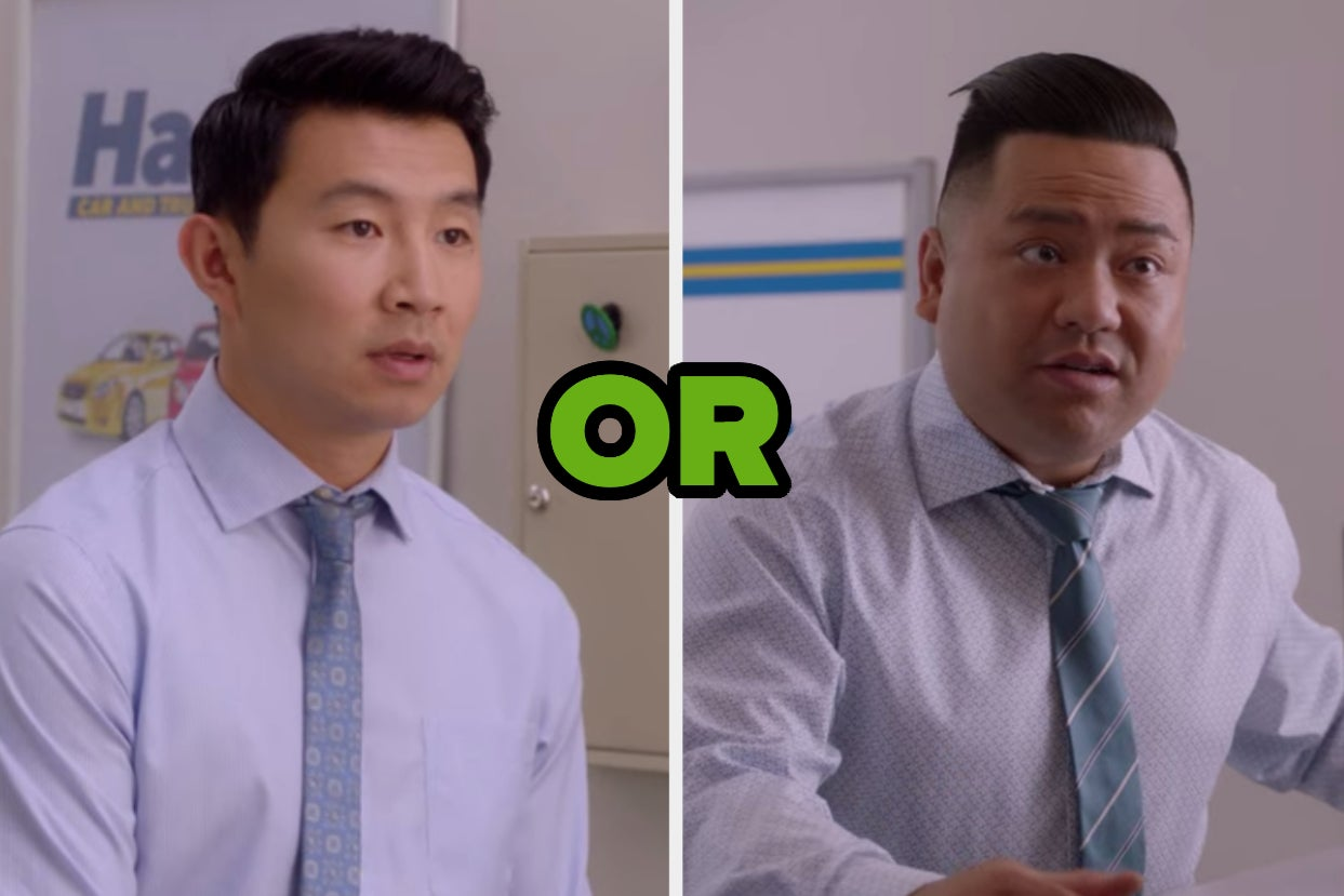 The Time Has Come To Find Out Which Character You Are From Kims Convenience