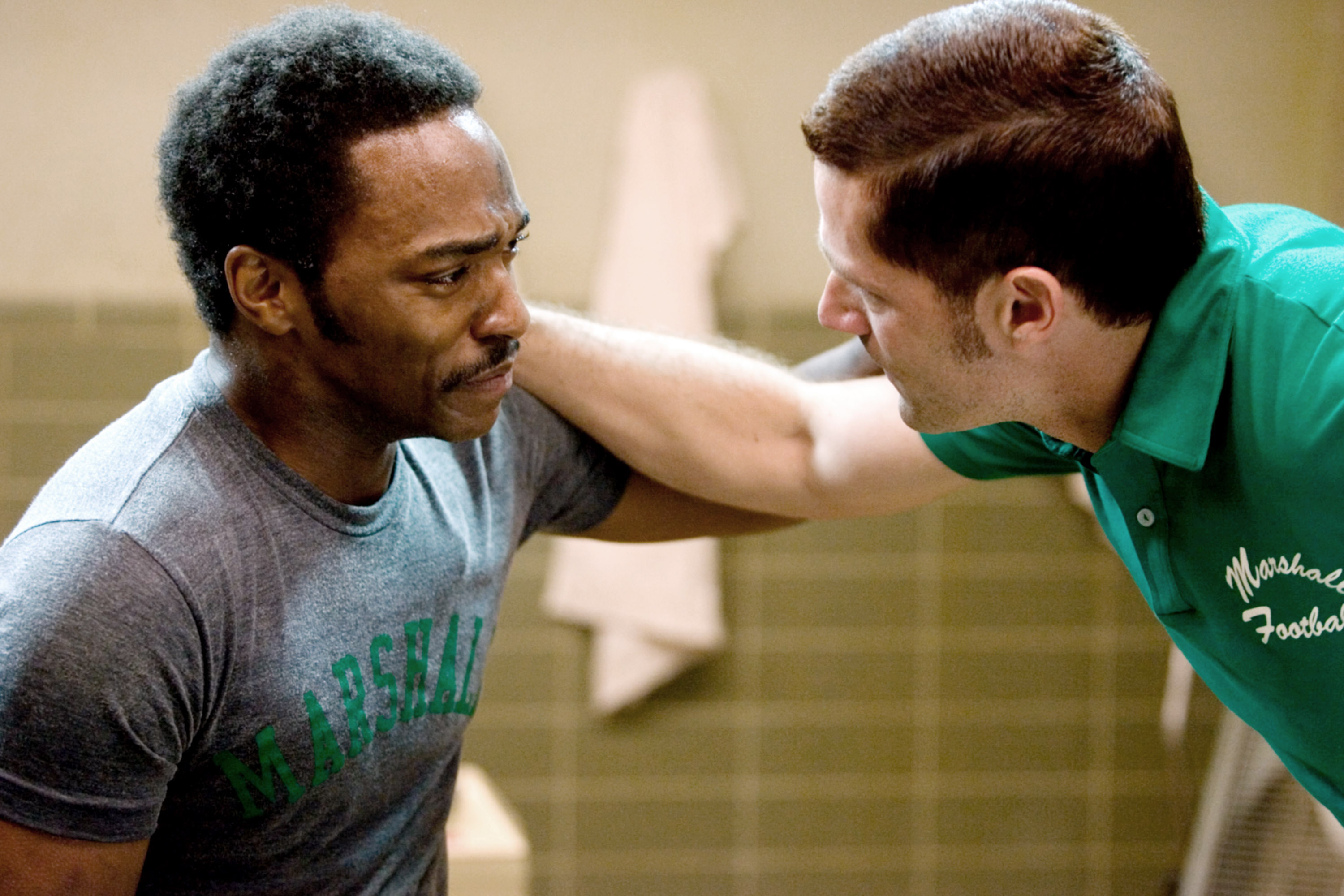 Anthony Mackie in We Are Marshall