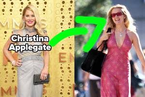 Christina Applegate was almost Elle Woods