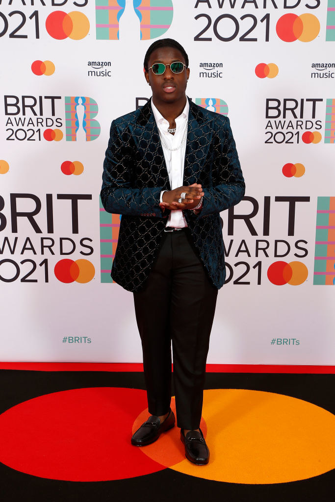 DTG attends The BRIT Awards 2021