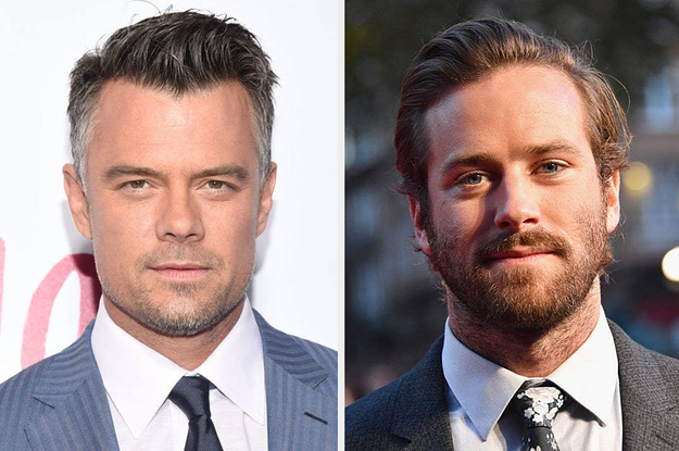"Josh Duhamel Wished Armie Hammer ""Good Luck"" After Hammer Was Accused Of Sexual Assault"