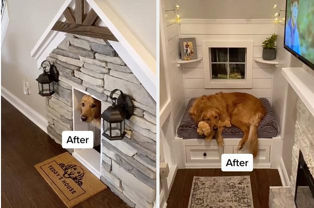 Diy Luxury Dog House