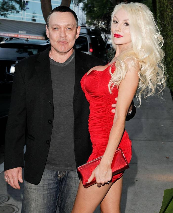 Doug and Courtney