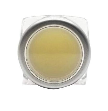 A container of cuticle cream