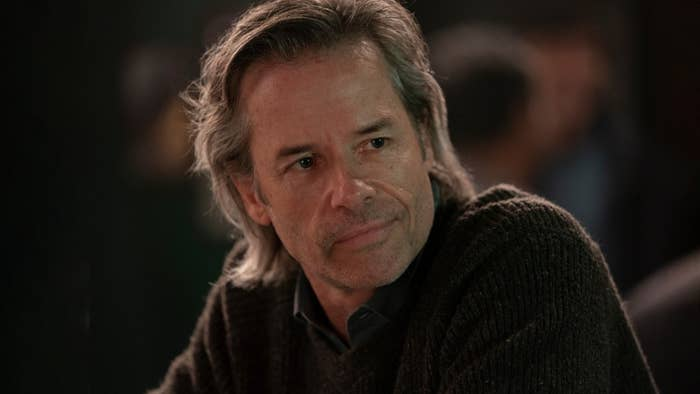 Guy Pearce as Richard in Mare of Easttown