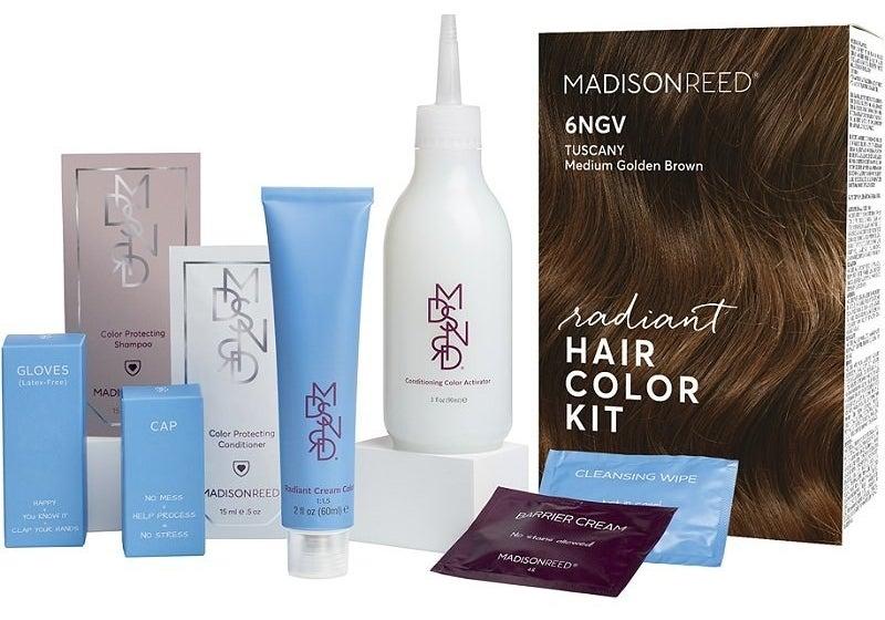 hair color kit