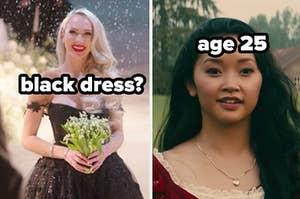 black dress? age 25