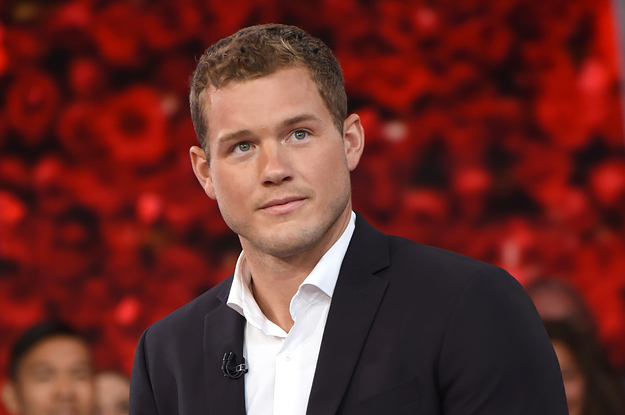 Colton Underwood Came Out After Visiting A Gay Spa And Getting Blackmailed
