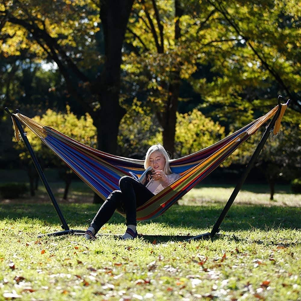 Model reading in the hammock