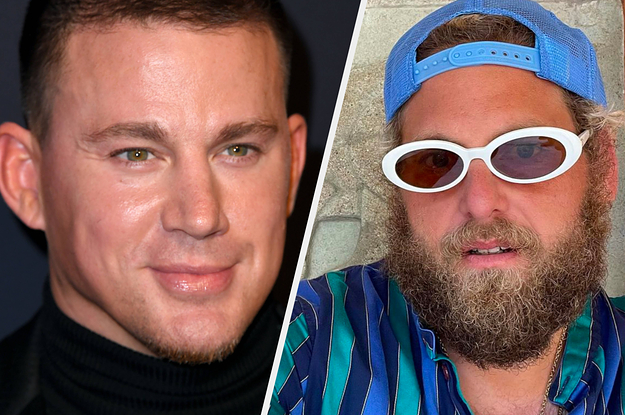 Channing Tatum Wants Everyone To Know That Jonah Hill's Latest Selfie Is Hot As Hell