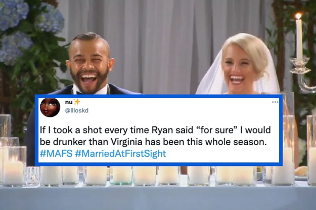 """Married At First Sight"" Season 12 Was A Hot Mess, And Fans Had A Lot To Say About The Finale"