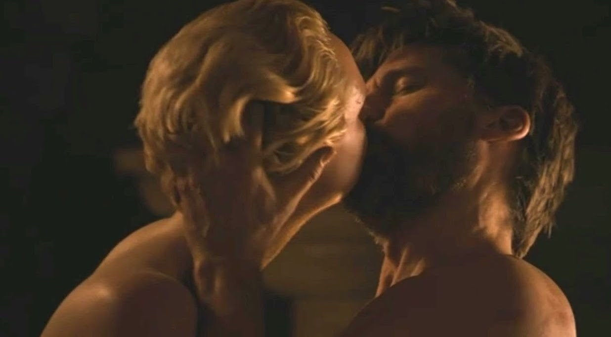 Jaime and Brienne hook up