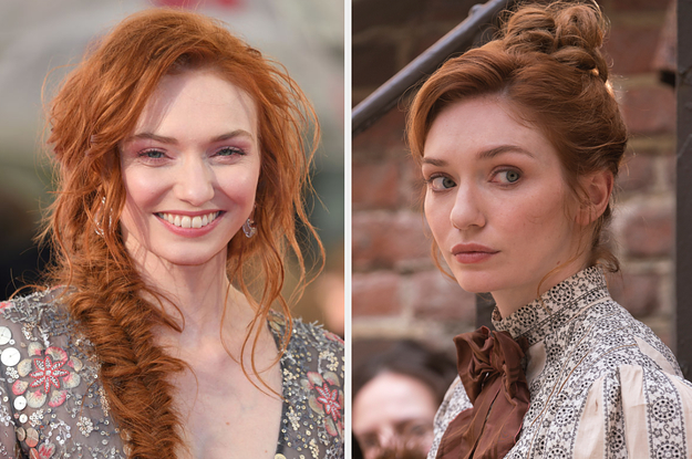 "11 Things You Probably Didn't Know About Eleanor Tomlinson From ""The Nevers"""