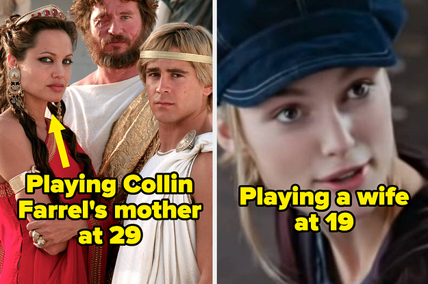 17 Actors Who Actually Played Characters Much Older Than Their Own Age