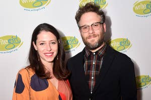 Seth and Lauren attend an event together