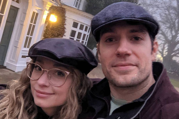 Henry Cavill Said He's Very Happy In Love And In Life Despite Recent Criticism Of His New Relationship