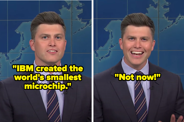 SNL Roasted The Hell Out Of The CDCs Announcement That Vaccinated People Dont Have To Wear Masks
