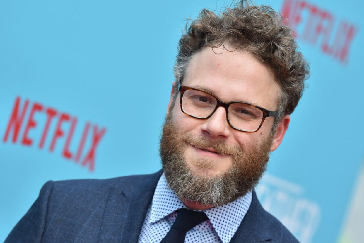 I Cannot Stop Chucking At Seth Rogen Recounting His Strangest Audition Ever