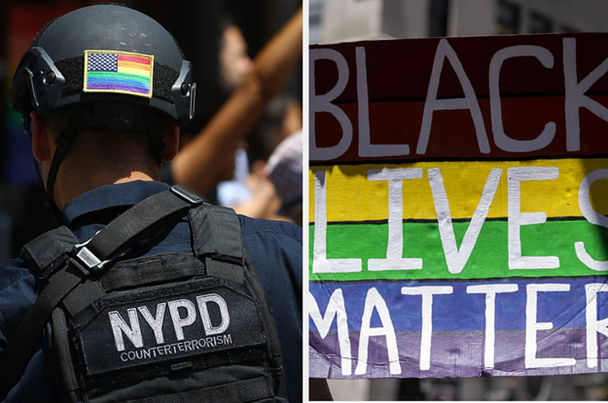 """NYC Pride Is Banning Police From Participating In Its Events To Create """"Safer Spaces"""""""