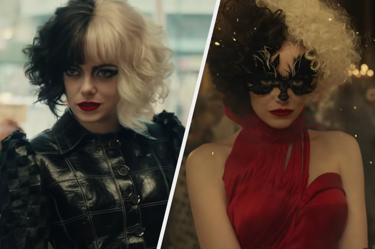 Emma Stone Talked About How She Transformed Into Cruella De Vil And I Couldn't Be More Excited