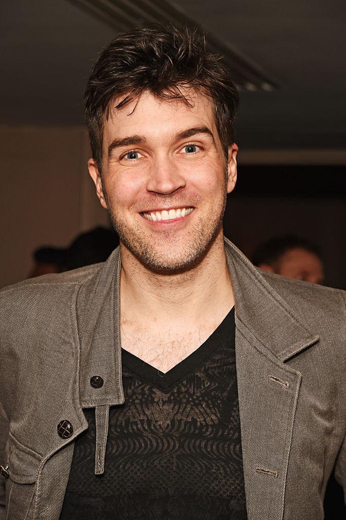 Dan Mallory smiling