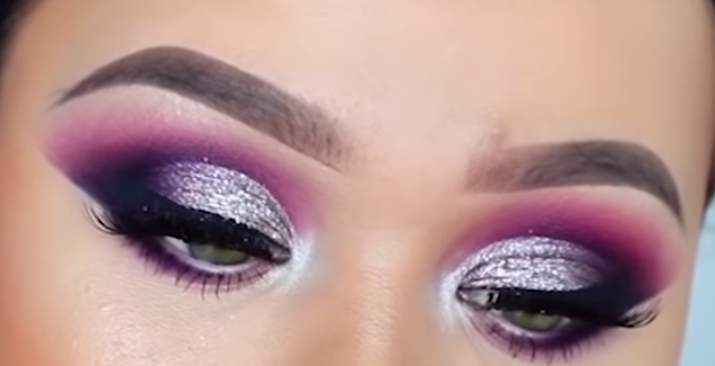 thick, sharp eyebrows with Anastasia Beverly Hills dipbrow