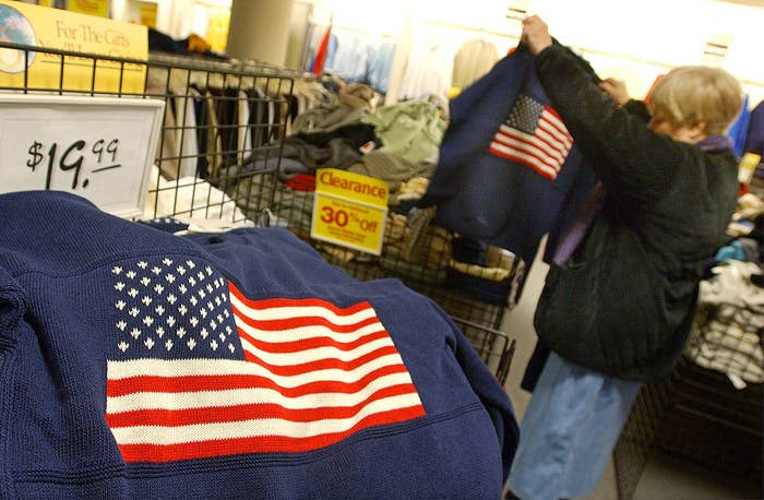 american flag things for sale
