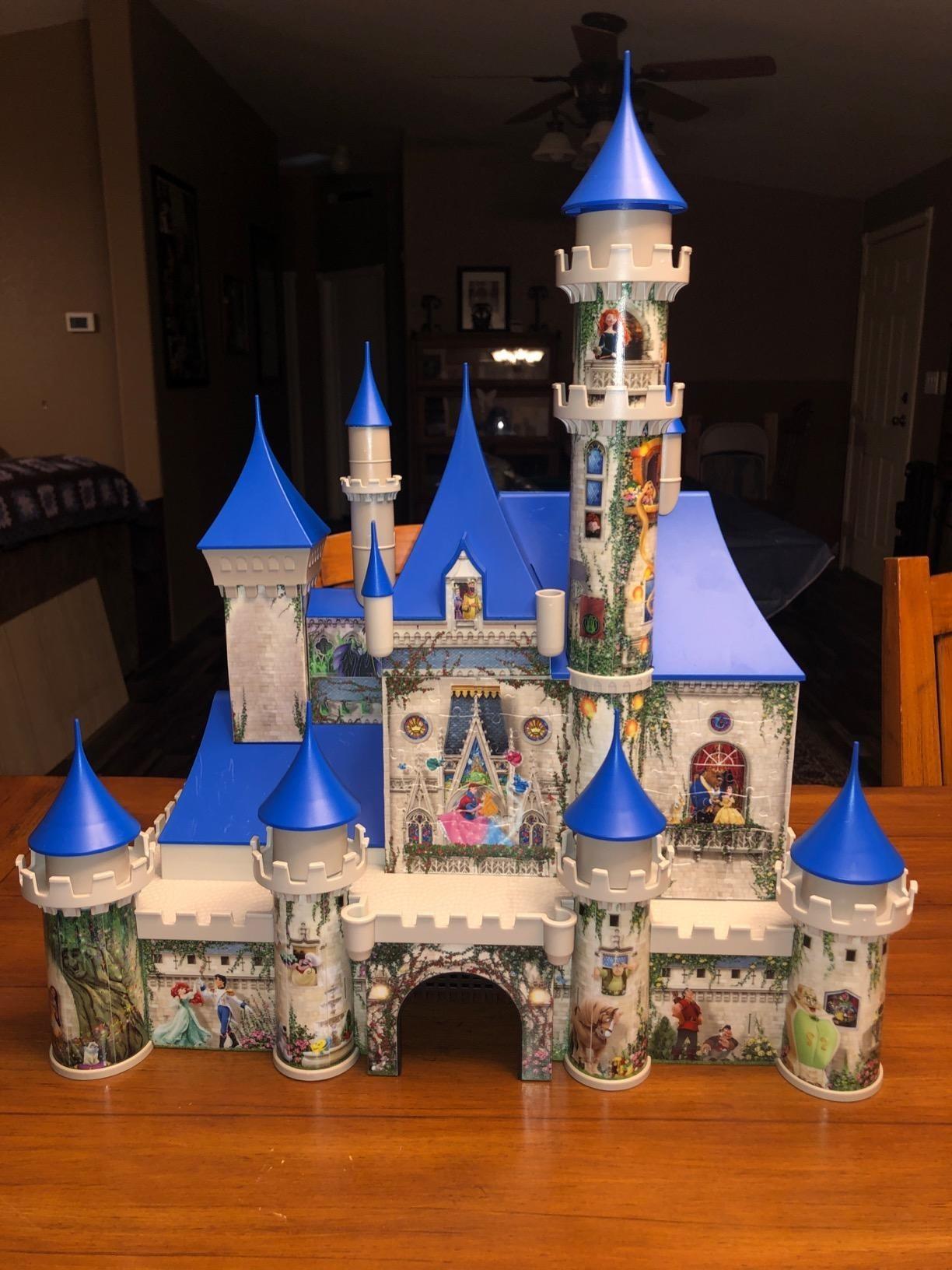 the 3d puzzle castle