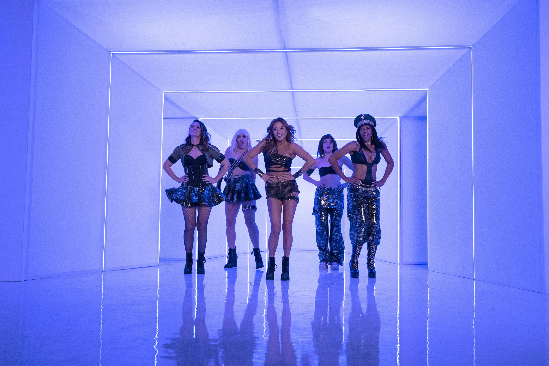 The Girls5eva group