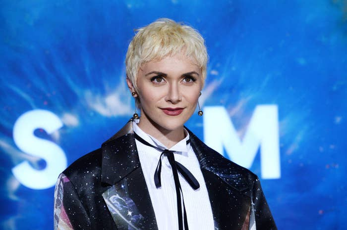 """Alyson Stoner arrives at National Geographic's """"Cosmos: Possible Worlds"""""""