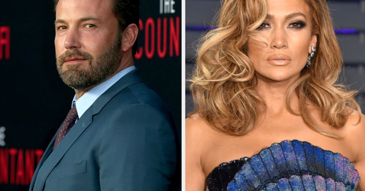 Here's How The Internet Reacted To Newly-Single Jennifer Lopez And Ben Affleck Reportedly Hanging Out – BuzzFeed