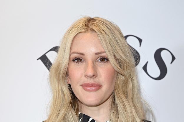 Ellie Goulding Gave Birth To Her First Child With Caspar Jopling - BuzzFeed