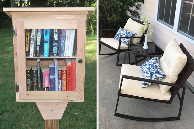 30 Amazing Outdoor Products That'll Transform Your Yard