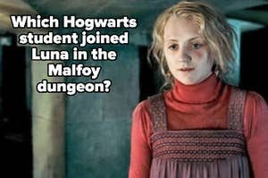 """Evanna Lynch as Luna Lovegood in the movie """"Harry Potter and the Order of the Phoenix."""""""