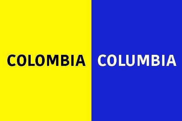 """""""Colombia or Columbia"""""""