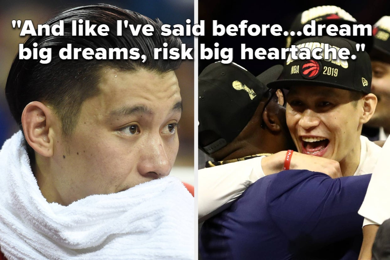 Jeremy Lin Posts Sincere Instagram Message Hinting At Retirement