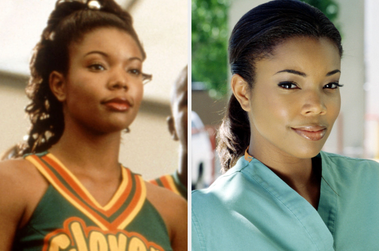 Isis in Bring it On and Dr. Courtney Ellis in scrubs on City of Angels