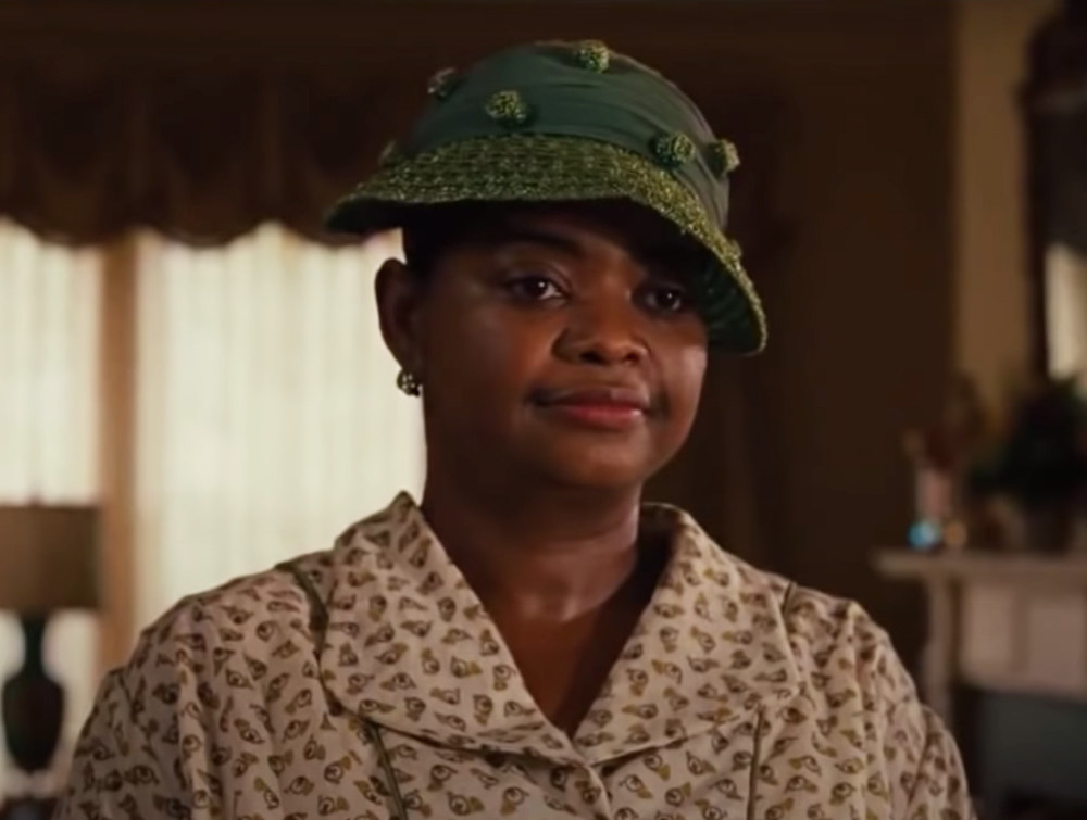 She won for Best Supporting Actress