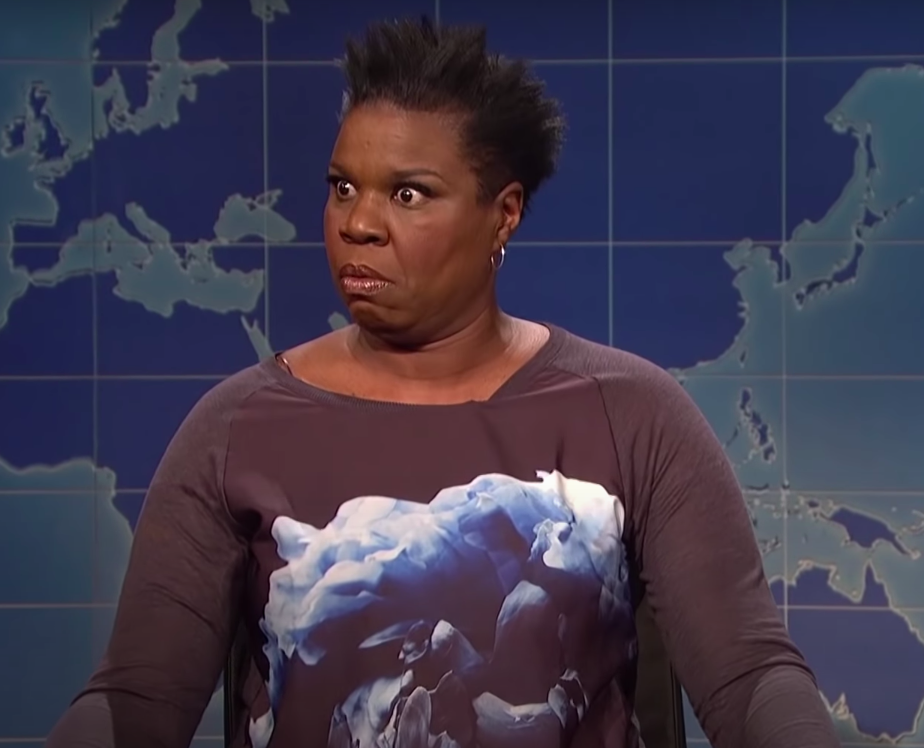 """She made her first appearance on """"Weekend Update"""""""