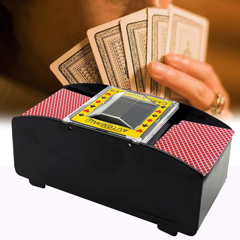 the card shuffler