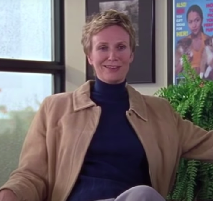 """Actor who played Sue Sylvester on """"Glee"""""""