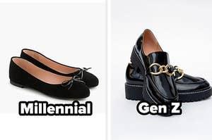 millennial gen z