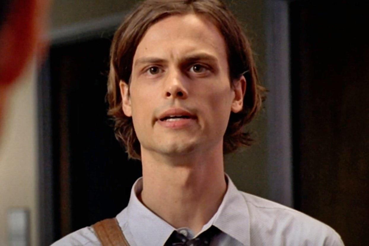 """Matthew Grey Gubler as Spencer Reid on """"Criminal Minds"""""""