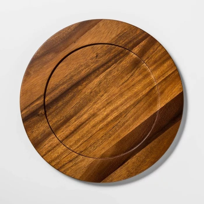 The wood charger